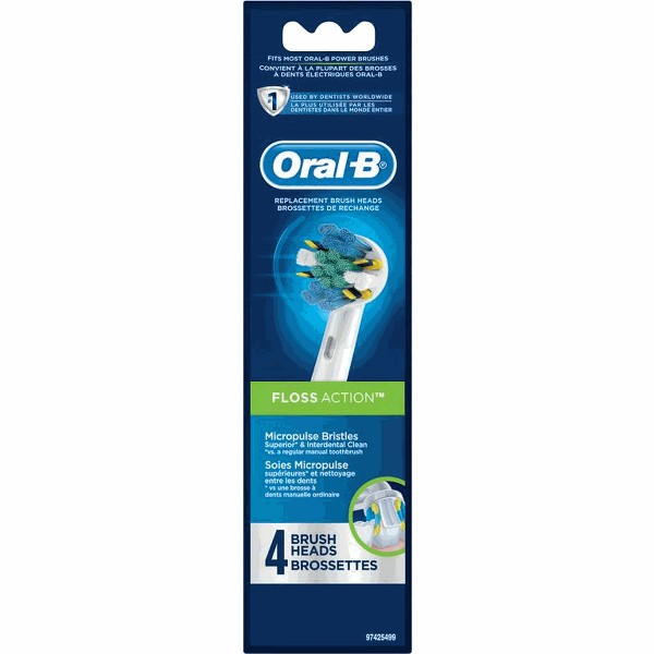 Oral B Replacement Brush Heads product image