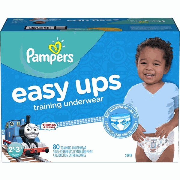 Pampers Training Underwear product image