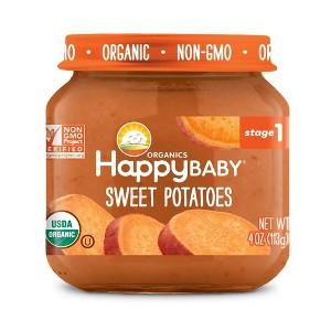 HappyBaby Organics Jars