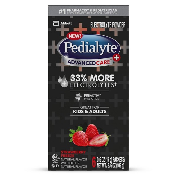 Pedialyte Powder Sticks product image