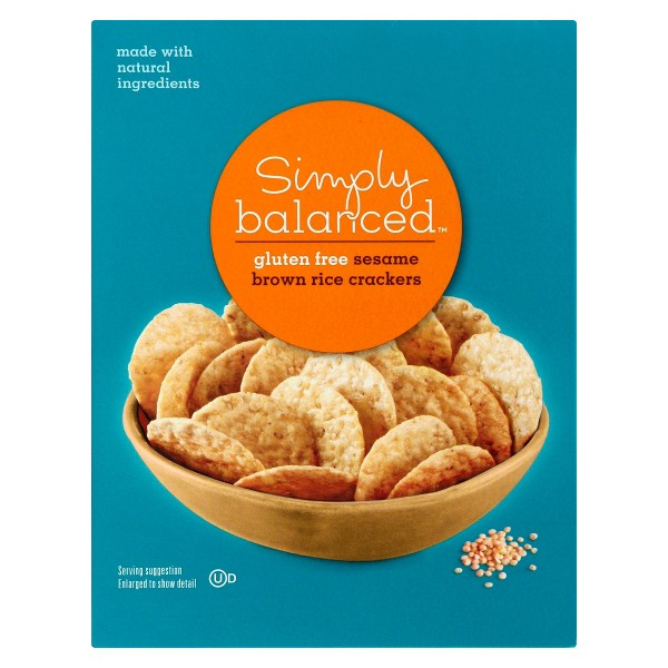 Simply Balanced Crackers product image
