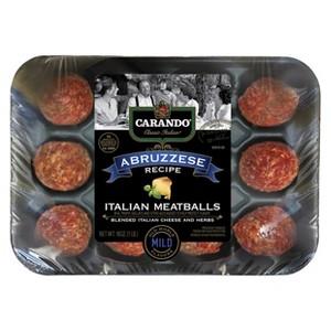 Carando Meatballs