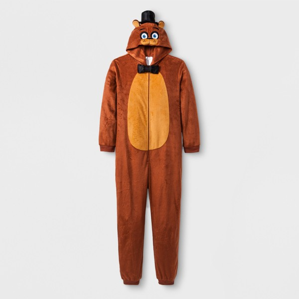 Five Nights at Freddy's Zip-Up PJs product image