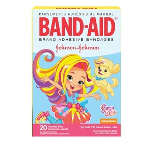 Band-Aid Sunny Day