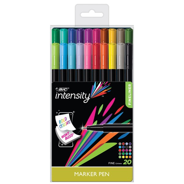 BIC Intensity Color Collection product image