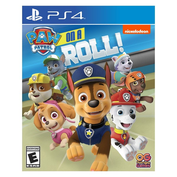 Paw Patrol On A Roll product image