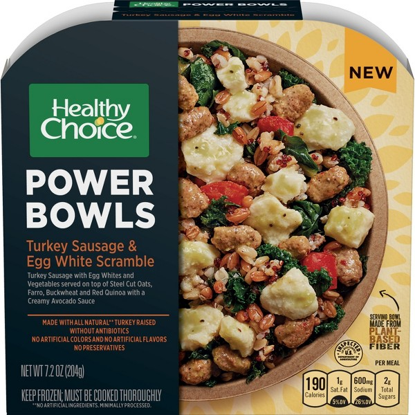 Healthy Choice Morning Bowls product image