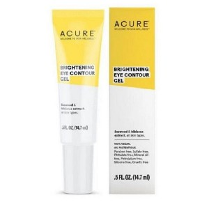 Acure Eye Contour Gel