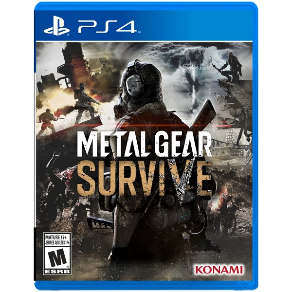 Metal Gear Survive product image