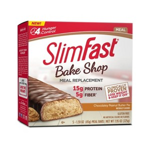 Slimfast Cookies, Bars Supplements