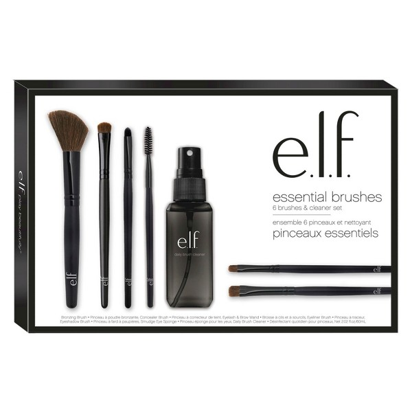 e.l.f. Brush & Brush Cleaner Set product image