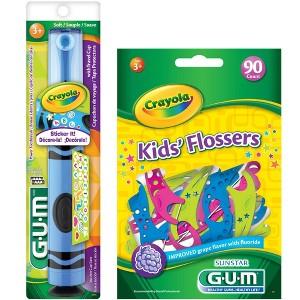Gum Crayola Kid's Oral Care