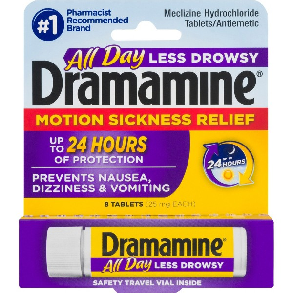 Dramamine Motion Sickness Relief product image