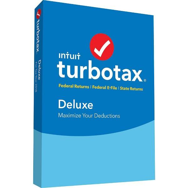 TurboTax 2018 product image