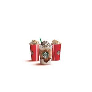 Starbucks Holiday Beverages