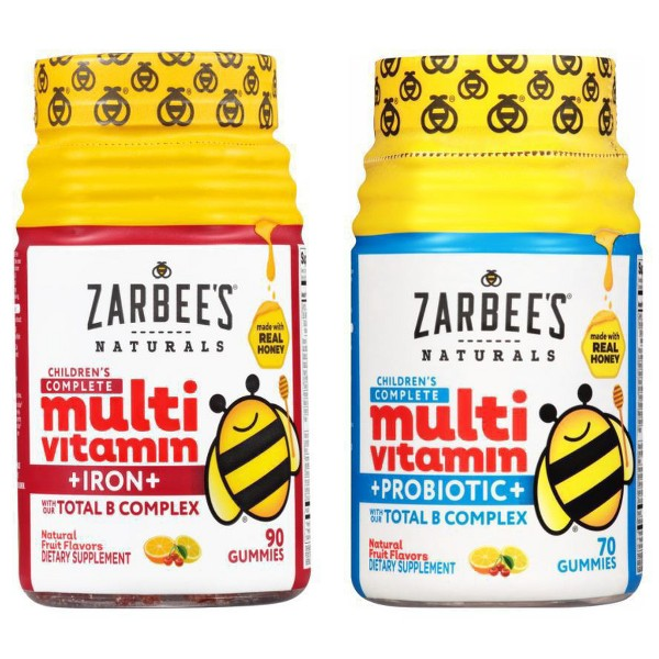 Zarbee's Naturals  Multivitamins product image