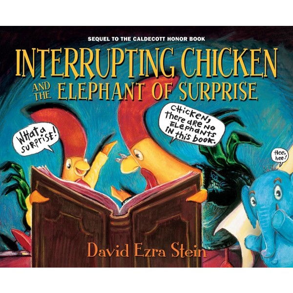 Interrupting Chicken And Elephant product image