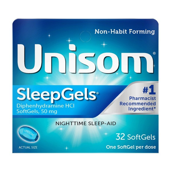 Unisom Sleep Aids product image