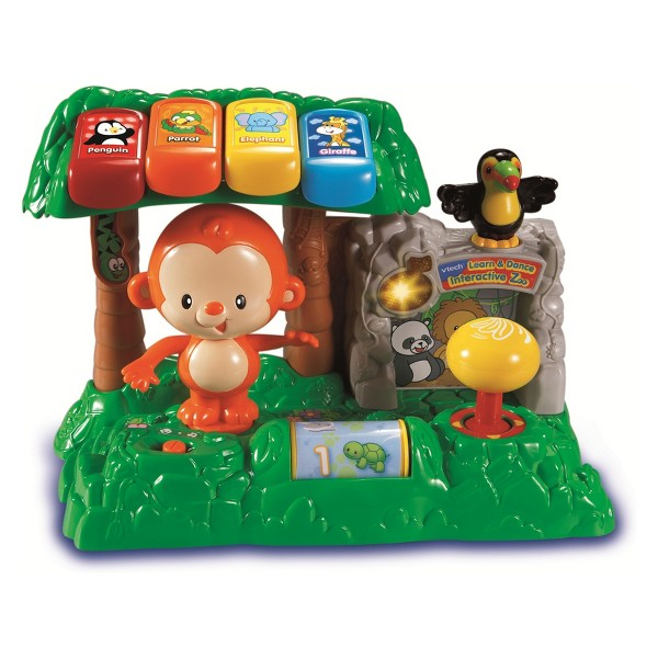 VTech Learn & Dance Zoo product image