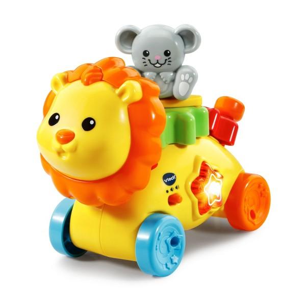 VTech GearZooz Lion & Mouse product image