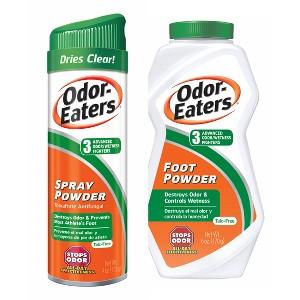 Odor Eaters Spray & Powder