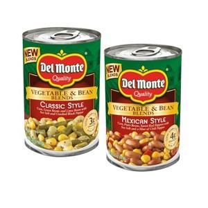 Del Monte Veg & Beans