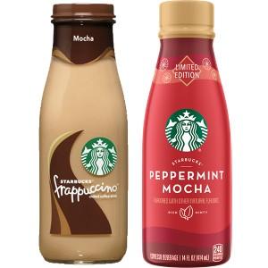 Starbucks Frappuccino & Lattes