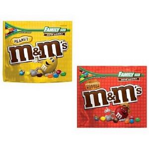 M&Ms Chocolate Candies