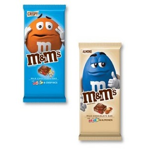 NEW M&M'S Tablet Bars