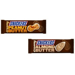 NEW Creamy Snickers