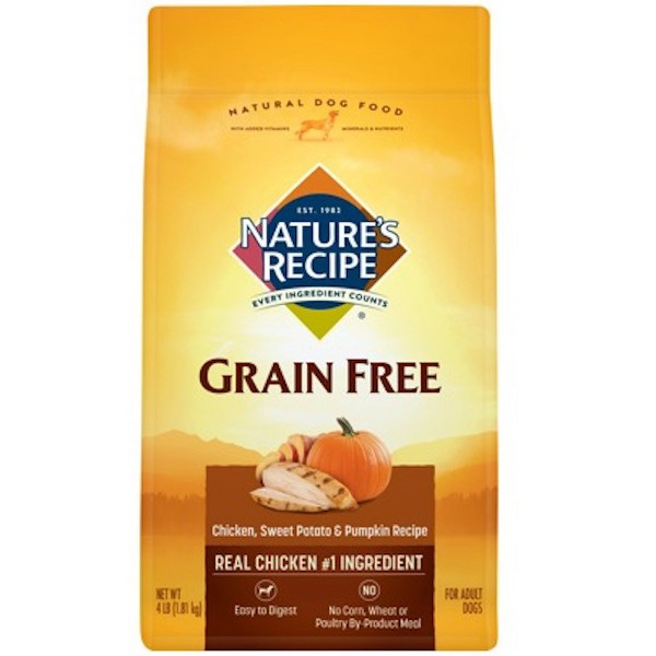 Nature's Recipe Dog Food product image