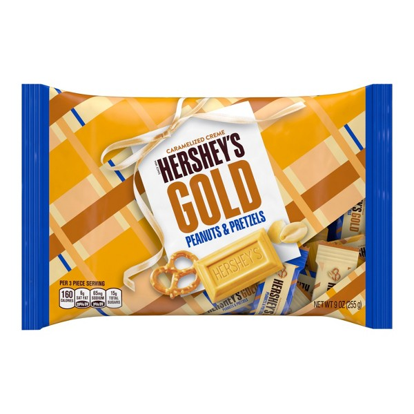 Hershey's Gold Holiday Candy product image