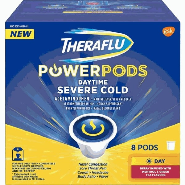 Theraflu PowderPods product image
