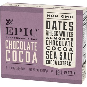EPIC Protein Bars