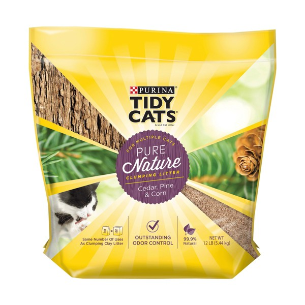 Tidy Cats Pure Nature Cat Litter product image