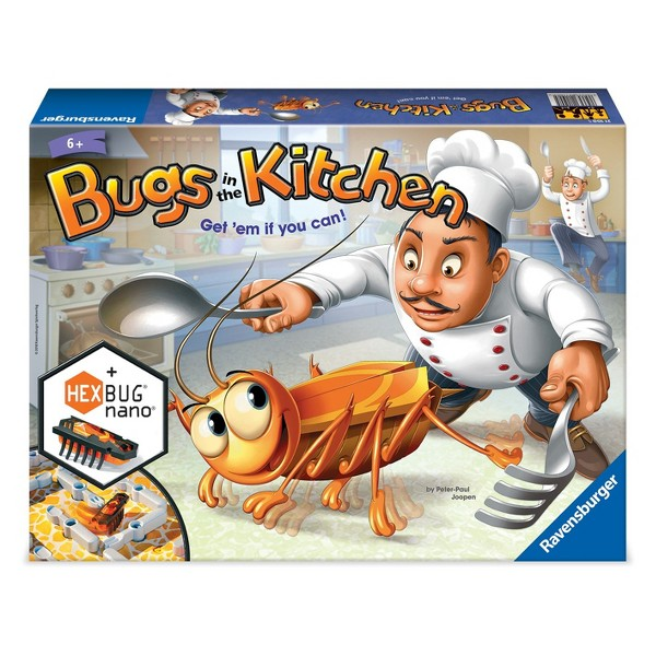 Bugs in the Kitchen Board Game product image