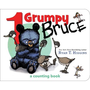 1 Grumpy Bruce: A Counting Book