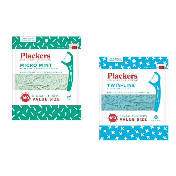Plackers Flossers product image