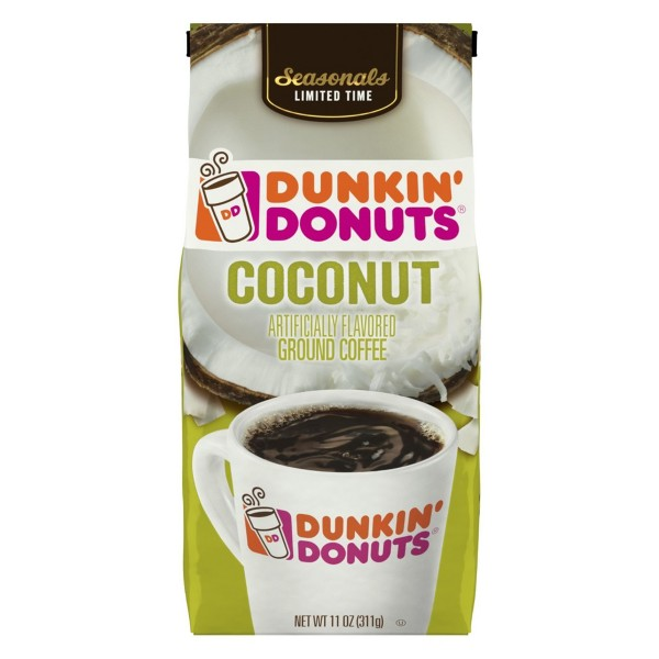 Dunkin' Donuts Ground Coffee product image