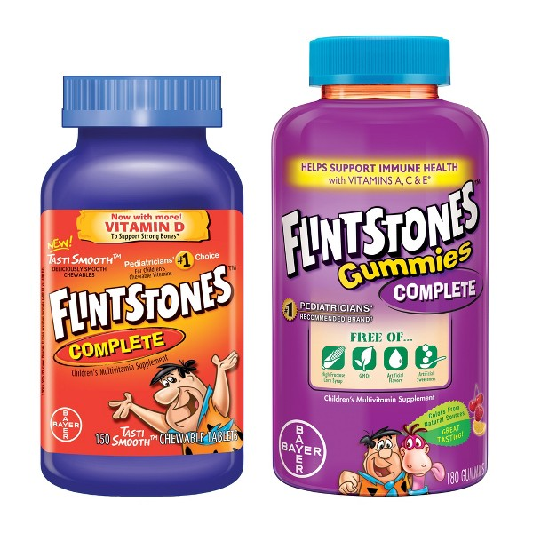 Flintstones Vitamins product image