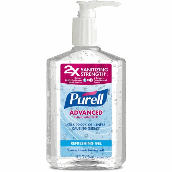 Purell Advanced Hand Sanitizer product image