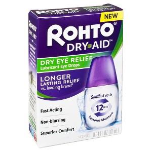 Rohto Eye Drops