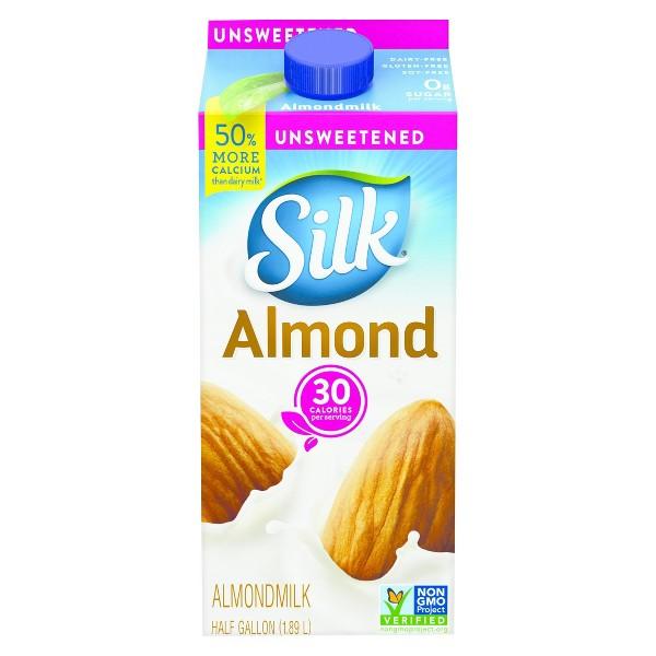 Silk Plant-Based Milk product image