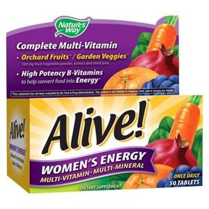 Alive! Multivitamins