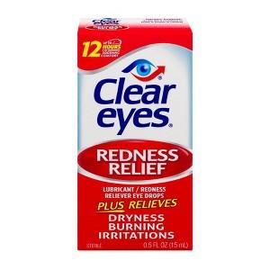 Clear Eyes Drops