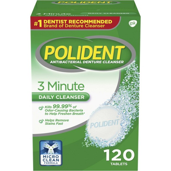 Polident or Poligrip product image