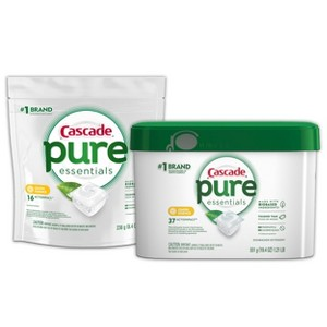 NEW Cascade Pure Essentials Pacs