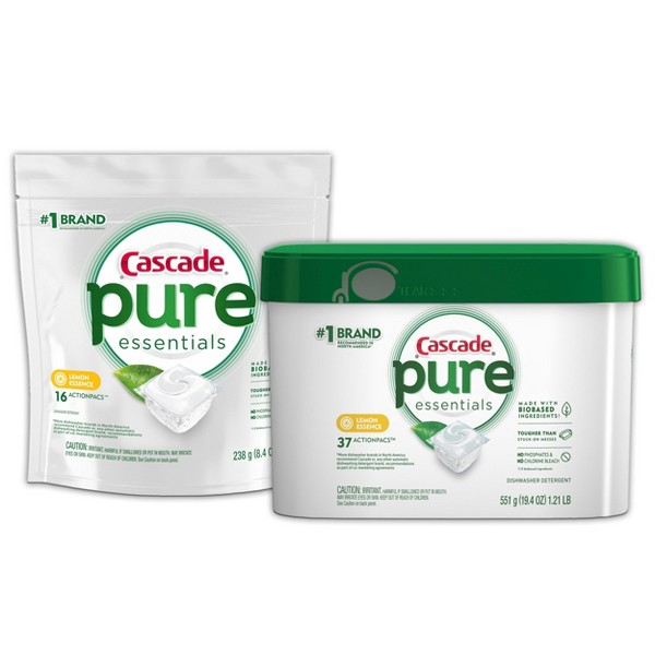 NEW Cascade Pure Essentials Pacs product image