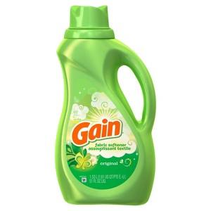 Gain Laundry Fabric Softener