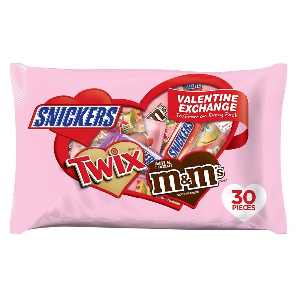 Mars Wrigley Valentine Class Exch product image